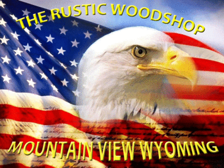 The Rustic Woodshop