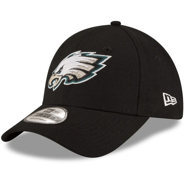 Philadelphia Eagles - Adjustable 9FORTY Team Logo New Era NFL Cap