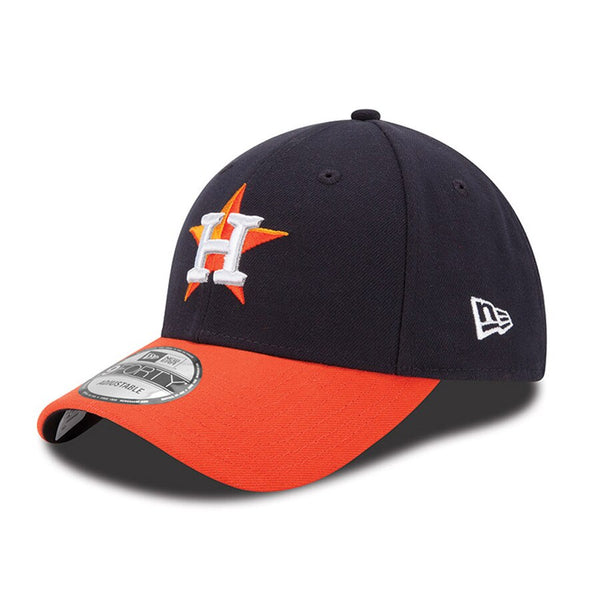 Houston Astros - Adjustable 9FORTY Team Logo New Era MLB Cap