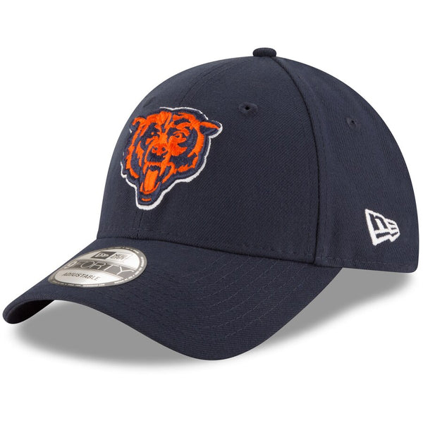 Chicago Bears - Adjustable 9FORTY Team Logo New Era NFL Cap - Jersey Kings Sydney