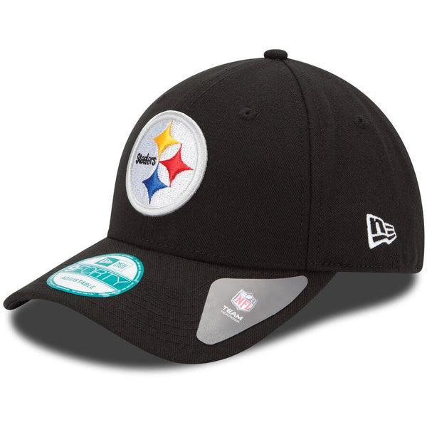 Pittsburgh Steelers - Adjustable 9FORTY Team Logo New Era NFL Cap