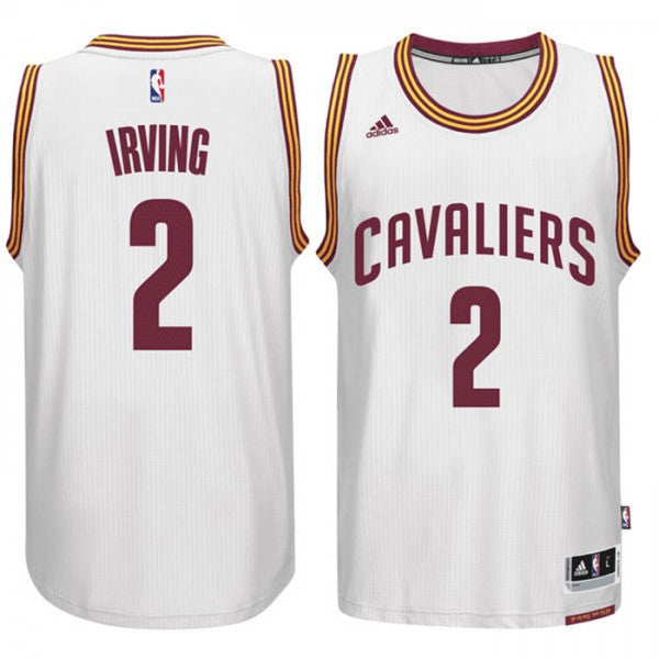 info for 6d090 598b6 Kyrie Irving - Cleveland Cavaliers - Home Swingman Jersey