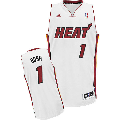 Chris Bosh - Miami Heat - Home Swingman Jersey - Jersey Kings Sydney 11b9a8429