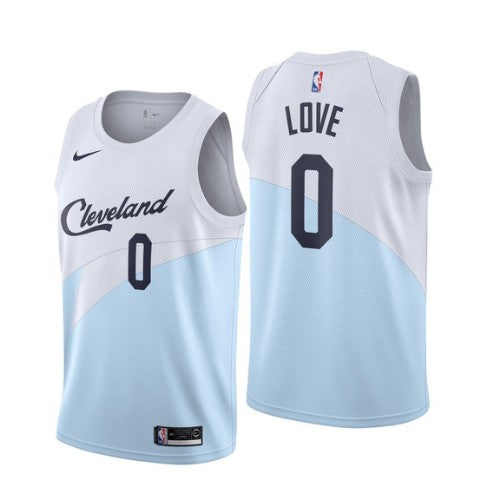 Kevin Love - Cleveland Cavaliers - 2018/19 Earned Edition Swingman Jersey
