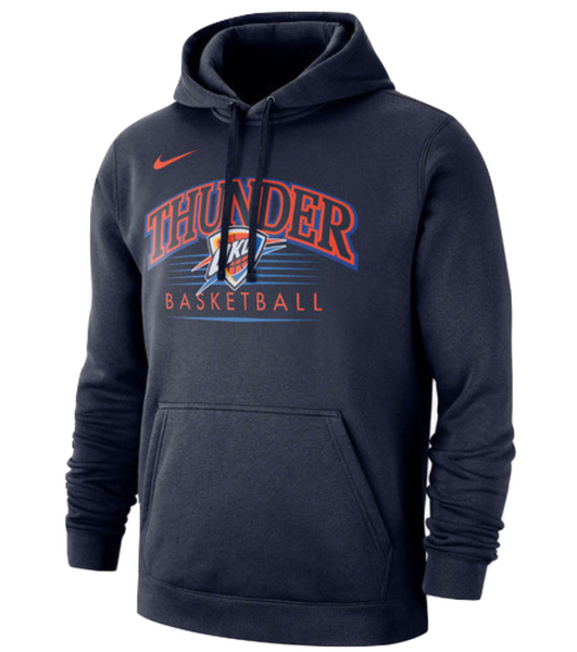 Oklahoma City Thunder -- Nike Team NBA Hoodie
