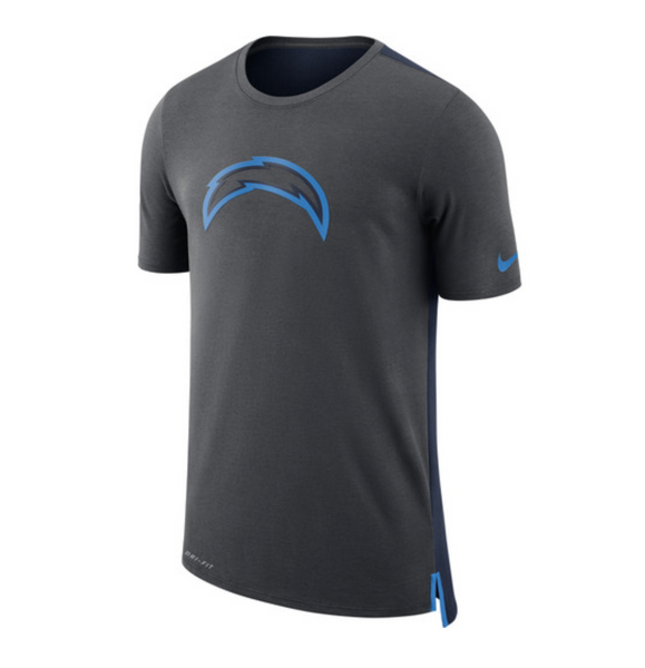 Los Angeles Chargers - Nike Mesh NFL T-Shirt