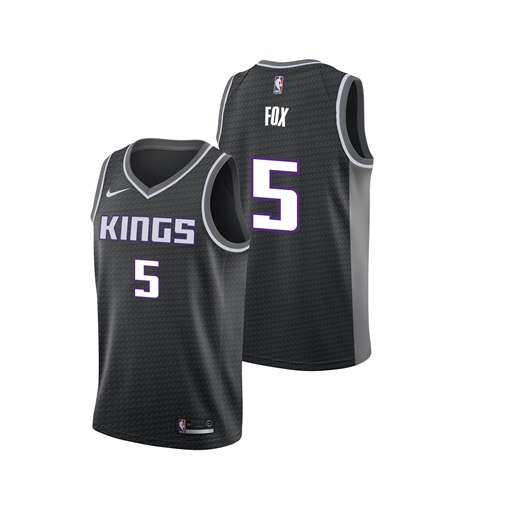 De'Aaron Fox - Sacramento Kings - Statement Swingman Jersey - Jersey Kings Sydney