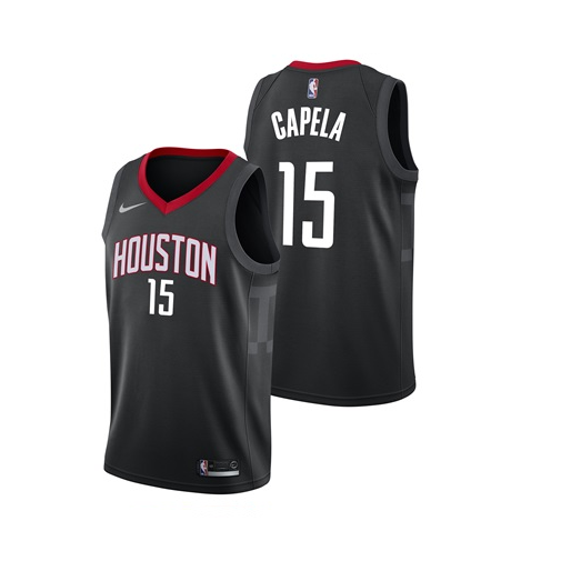 Clint Capela - Houston Rockets - Statement Swingman Jersey - Jersey Kings Sydney