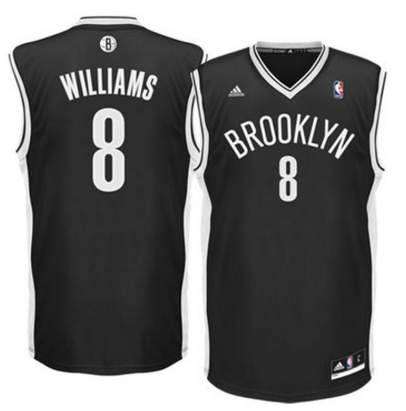 Deron Williams - Brooklyn Nets - Rep. Road Jersey - Jersey Kings Sydney