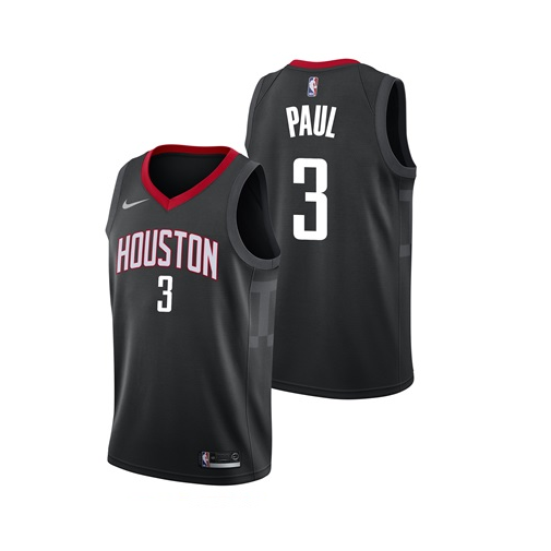 Chris Paul - Houston Rockets - Statement Swingman Jersey - Jersey Kings Sydney
