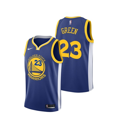 best service a1041 2e7ce Draymond Green - Golden State Warriors - Icon Swingman Jersey