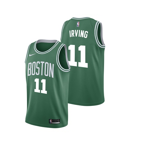 brand new 5a4d3 833fc Kyrie Irving - Boston Celtics - Icon Swingman Jersey