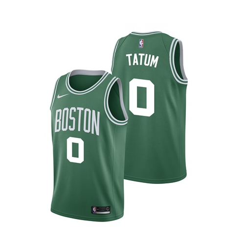 sports shoes 07e9c 94d55 Jayson Tatum - Boston Celtics - Icon Swingman Jersey