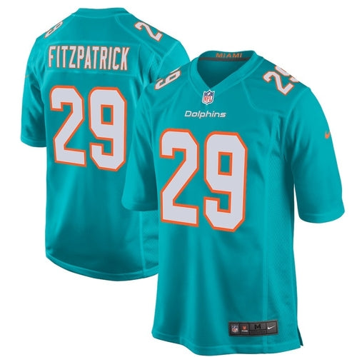 Minkah Fitzpatrick - Miami Dolphins - Game NFL Jersey