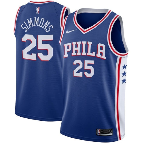 Ben Simmons - Philadelphia 76ers - Icon Swingman Jersey - Jersey Kings Sydney