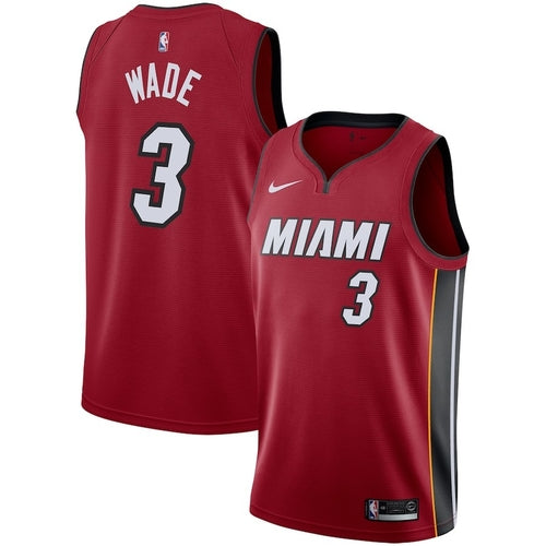 Dwyane Wade - Miami Heat - Statement Swingman Jersey