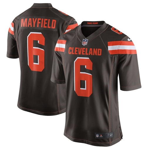 Baker Mayfield - Cleveland Browns - Game NFL Jersey - Jersey Kings Sydney