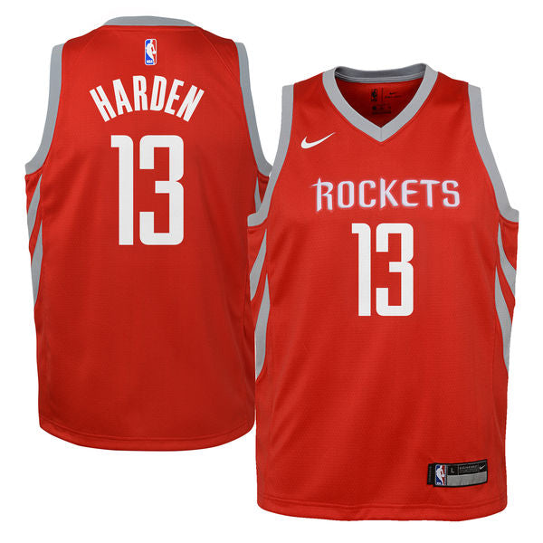 James Harden - Houston Rockets - Nike NBA Youth Swingman Jersey