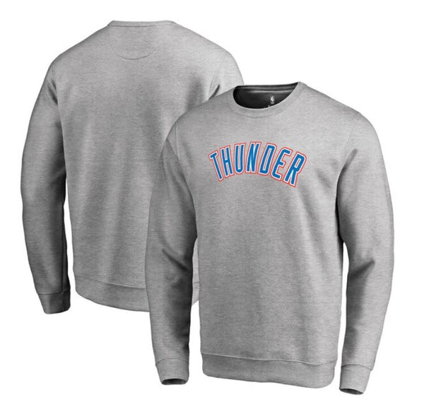 Oklahoma City Thunder -- Team Sweatshirt