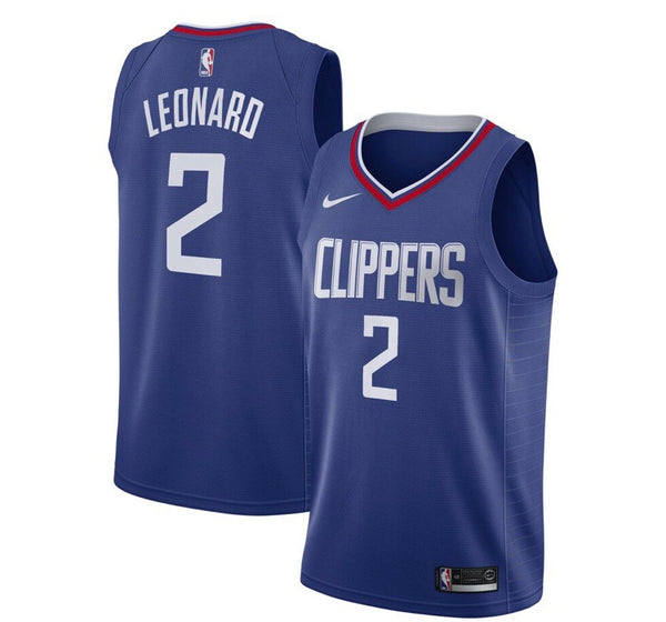 Kawhi Leonard - Los Angeles Clippers - 2019/20 Icon Swingman Jersey