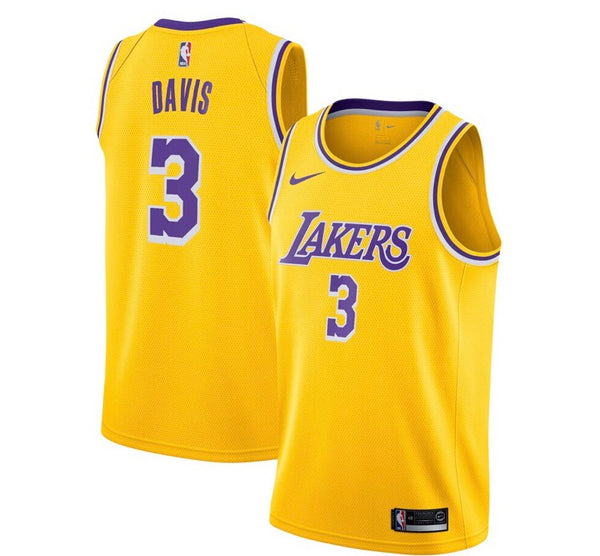Anthony Davis - Los Angeles Lakers - 2019/20 Icon Swingman Jersey - Jersey Kings Sydney