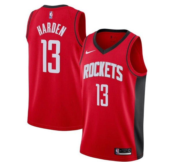 James Harden - Houston Rockets - 2019/20 Icon Swingman Jersey