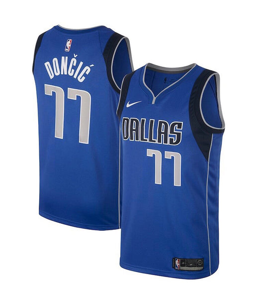 Luca Doncic - Dallas Mavericks - Icon Swingman Jersey