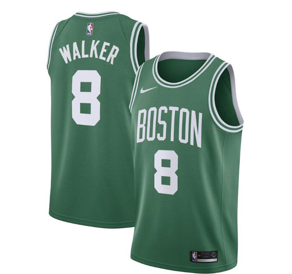 Kemba Walker - Boston Celtics - 2019/20 Icon Swingman Jersey
