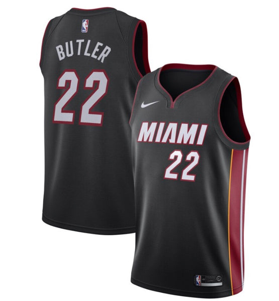 Jimmy Butler - Miami Heat - 2019/20 Icon Swingman Jersey