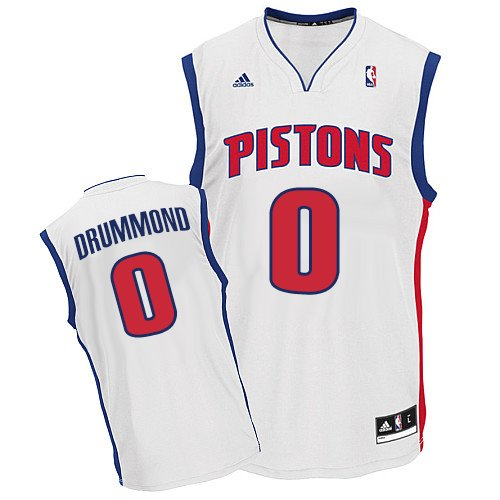 Andre Drummond - Detroit Pistons - Home Rep. Jersey - Jersey Kings Sydney 73945c0ea