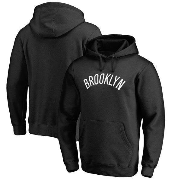 Brooklyn Nets -- Team Hoodie - Jersey Kings Sydney