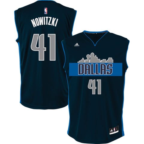 fa51bcff8 Dirk Nowitzki - Dallas Mavericks - Rep. Alternate Jersey - Jersey Kings  Sydney