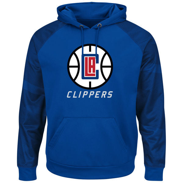 Los Angeles Clippers --  Pullover Team Hoodie