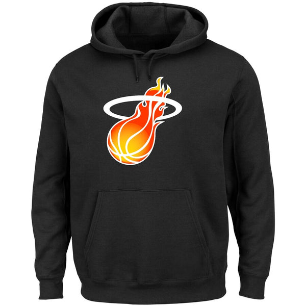 Miami Heat --  Pullover Team Hoodie