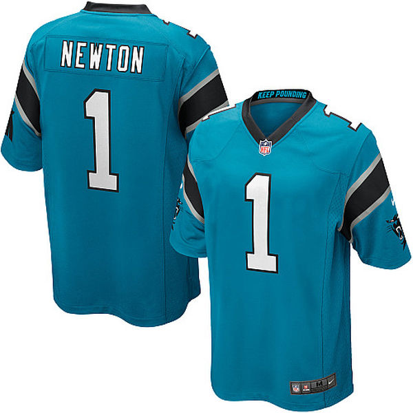Cam Newton - Carolina Panthers - Game NFL Jersey - Jersey Kings Sydney