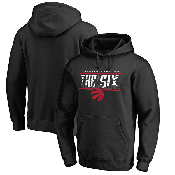 Toronto Raptors -- 'The Six' Hoodie