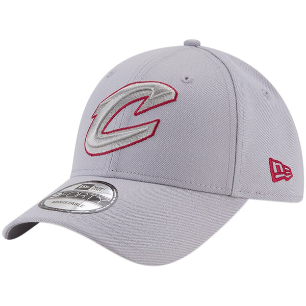 Cleveland Cavaliers - Adjustable 9FORTY 'Grayed Out' New Era NBA Cap - Jersey Kings Sydney