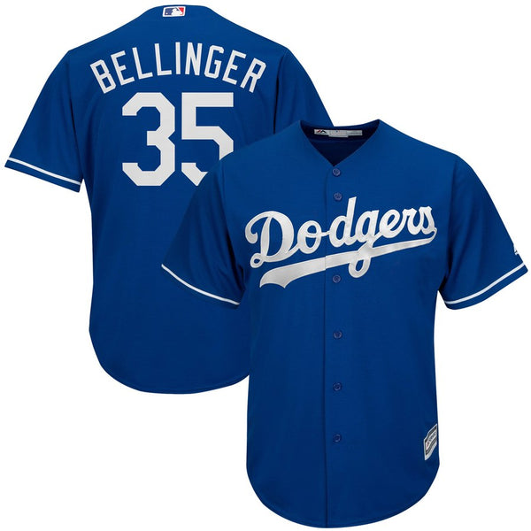 Cody Bellinger - Los Angeles Dodgers - Cool Base Player MLB Jersey - Jersey Kings Sydney