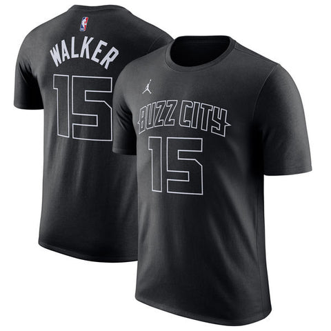 c229668c2b2 Kemba Walker - Charlotte Hornets - Performance Player T-Shirt