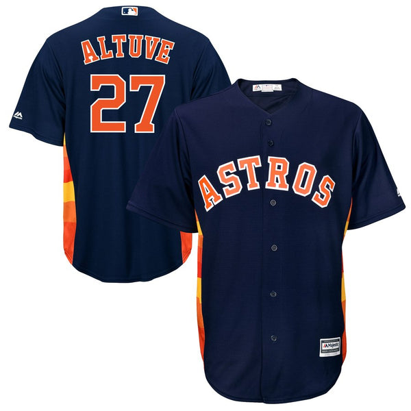 Jose Altuve - Houston Astros - Cool Base Player MLB Jersey