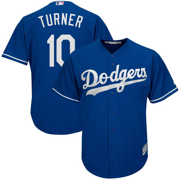 Justin Turner - Los Angeles Dodgers - Cool Base Player MLB Jersey