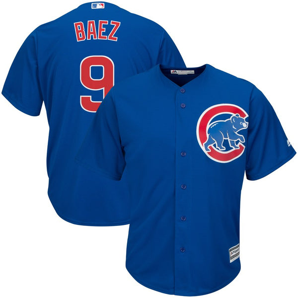 Javier Baez - Chicago Cubs - Cool Base Player MLB Jersey