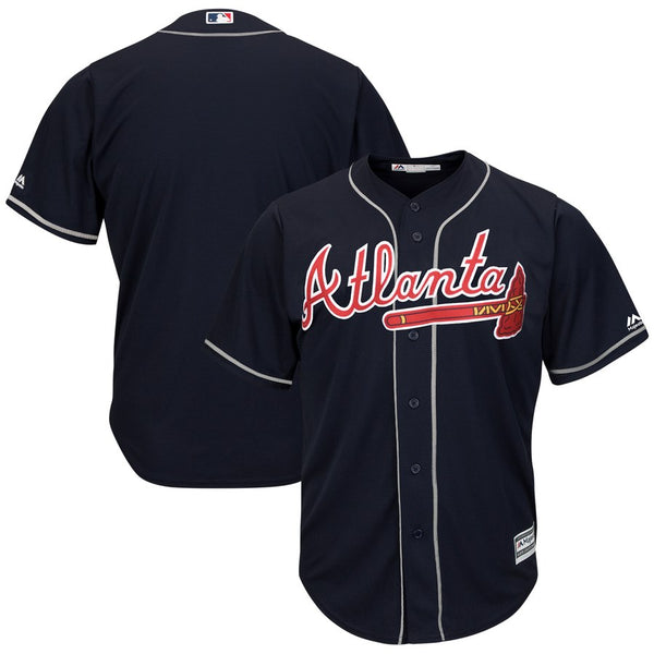 Atlanta Braves - Cool Base Team MLB Jersey - Jersey Kings Sydney