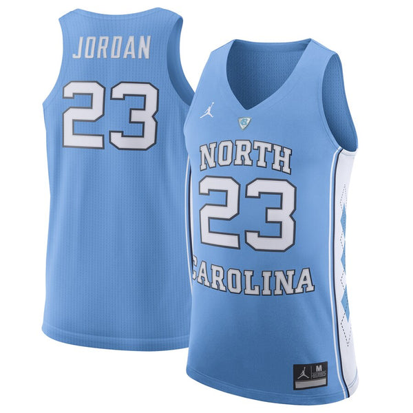 Michael Jordan - North Carolina - College Edition Authentic Jersey