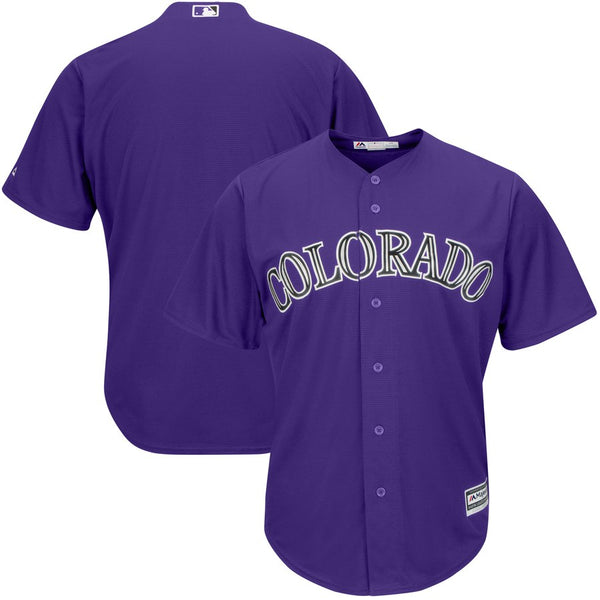 Colorado Rockies - Cool Base Team MLB Jersey - Jersey Kings Sydney
