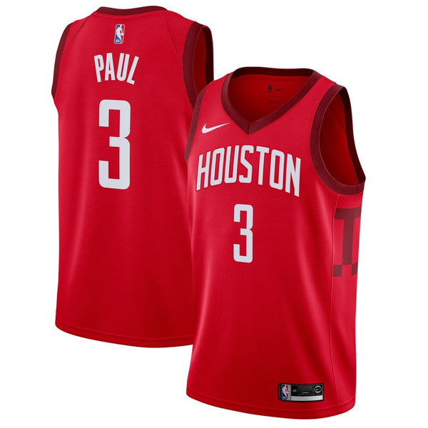 Chris Paul - Houston Rockets - 2018/19 Earned Edition Swingman Jersey - SALE - Jersey Kings Sydney