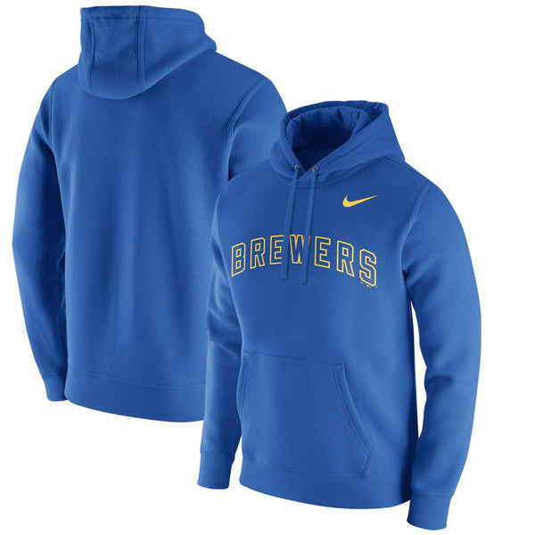 Milwaukee Brewers - Nike Team MLB Hoodie