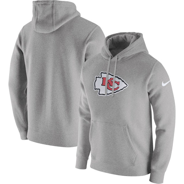 Kansas City Chiefs - Team Logo NFL Hoodie