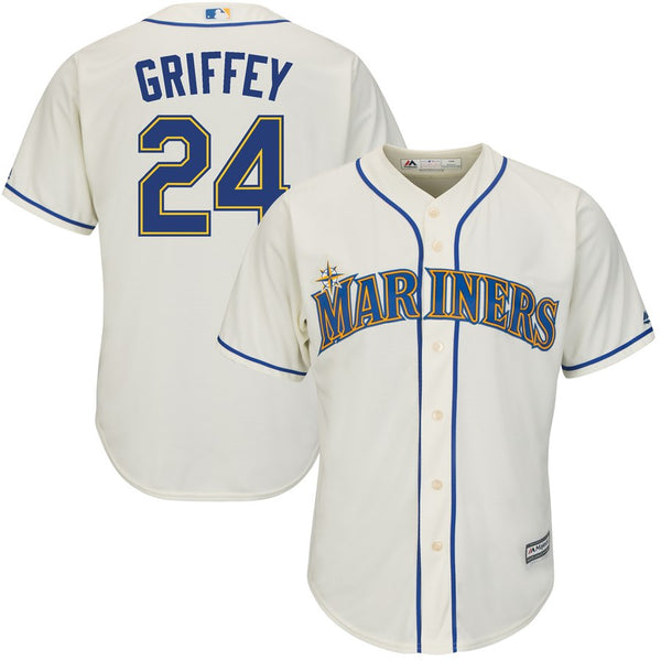 Ken Griffey Jr - Seattle Mariners - Cool Base Player MLB Jersey