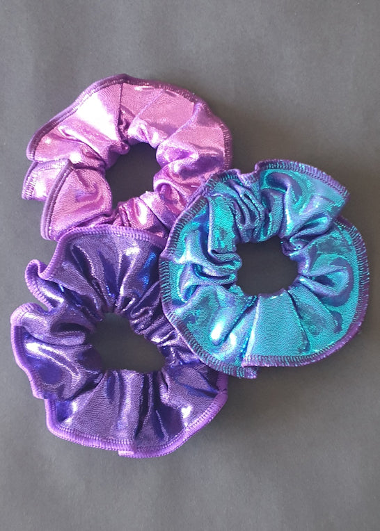 Scrunchies, Assorted Colours
